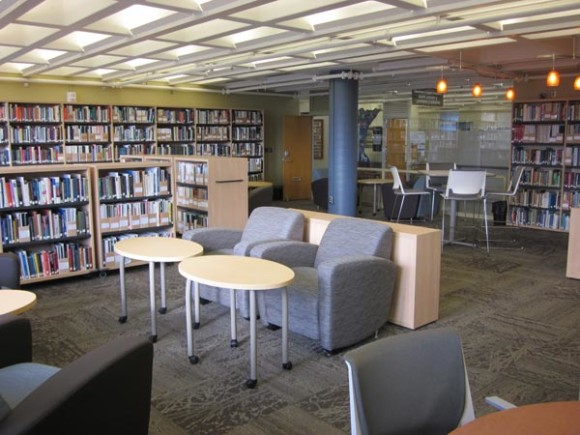 Waite Library at Ruttan Hall (Source: UMN).